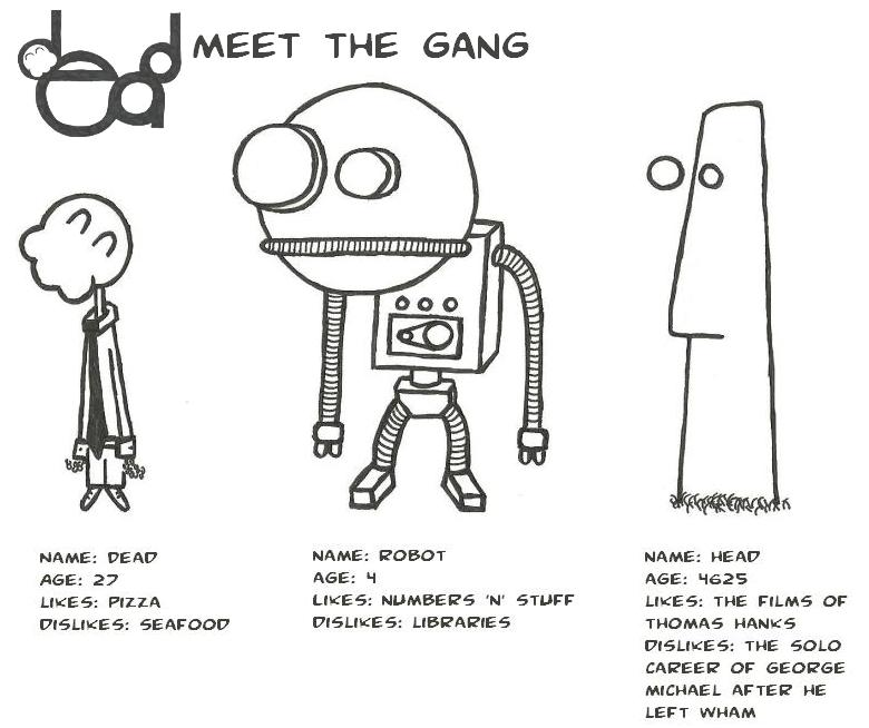 Meet The Gang